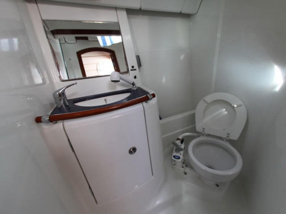 Location bateau Marina de Alimos pas cher Oceanis 473