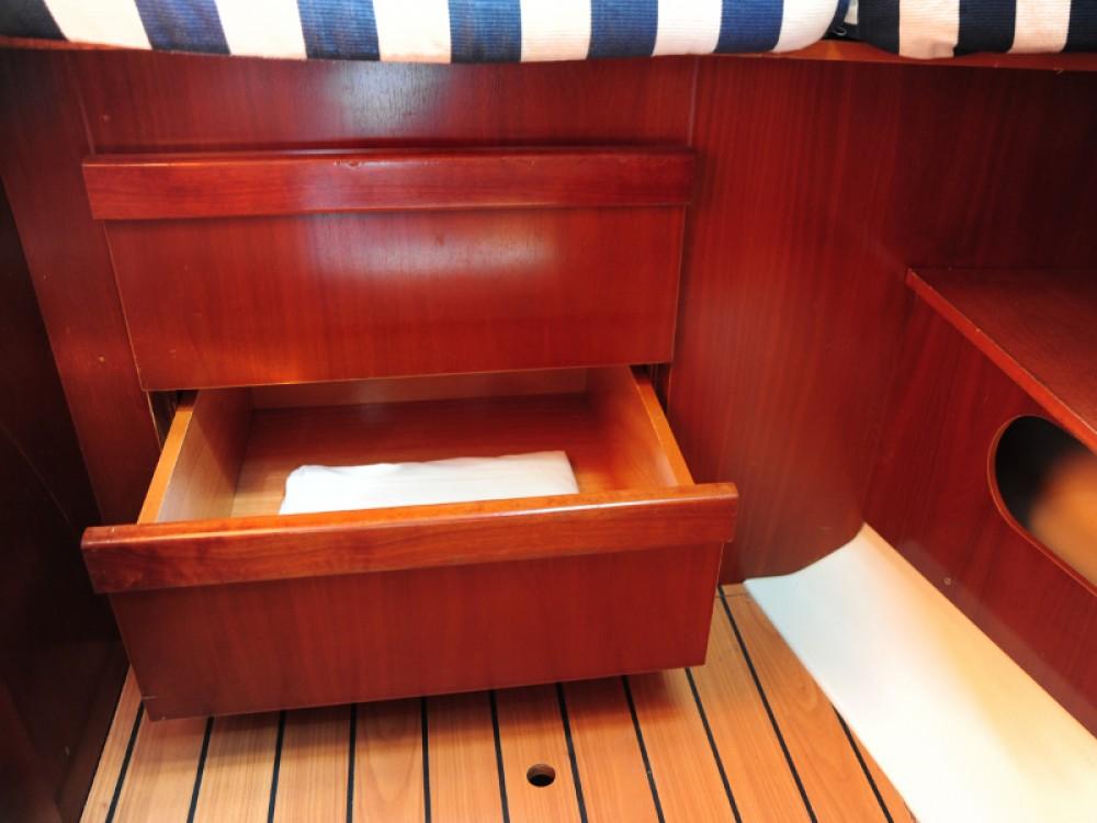 Location yacht à Marina de Alimos - Bénéteau Oceanis 473 sur SamBoat