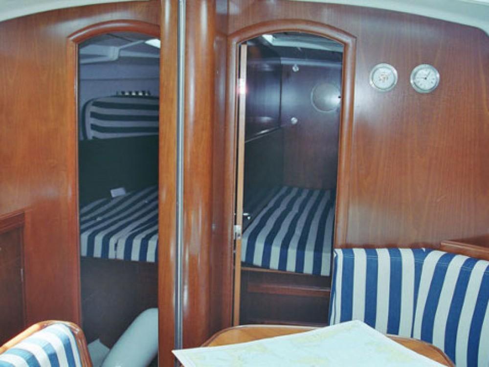 Bénéteau Oceanis 473 entre particuliers et professionnel à Marina de Alimos