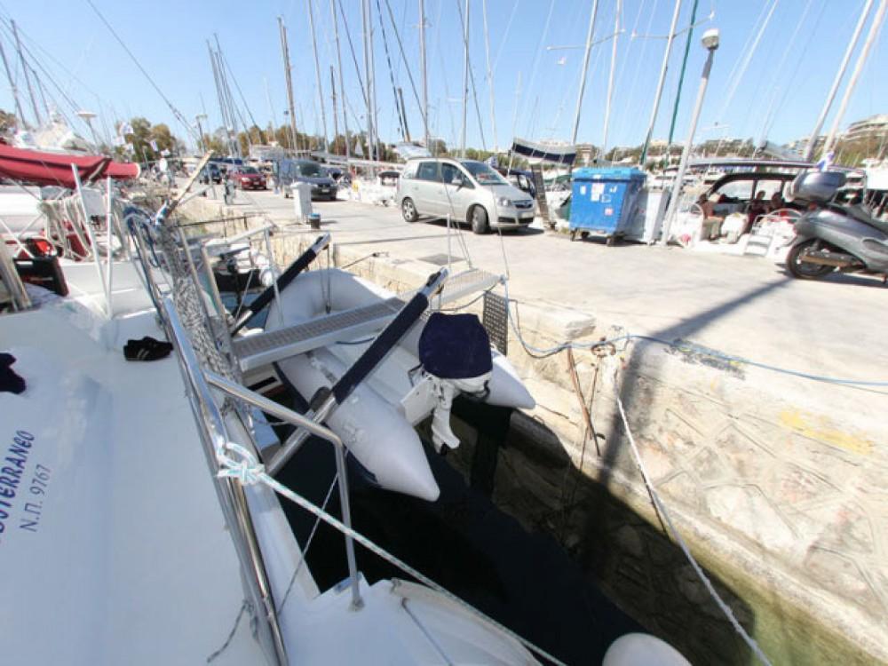Lagoon Lagoon 420 entre particuliers et professionnel à Marina Gouvia