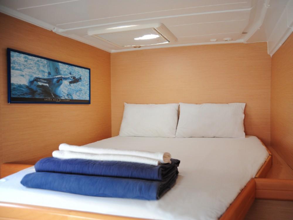 Location Catamaran à Marina Gouvia - Lagoon Lagoon 420