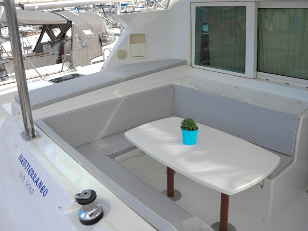 Location bateau Lagoon Lagoon 420 à Marina Gouvia sur Samboat
