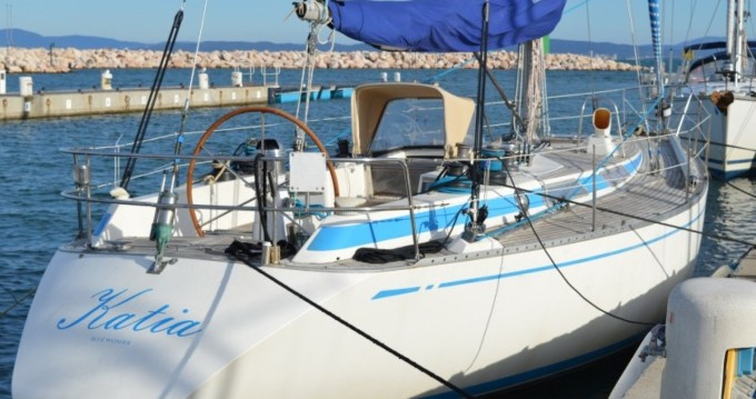 Location Voilier à Castiglione della Pescaia - Bavaria Swan 39