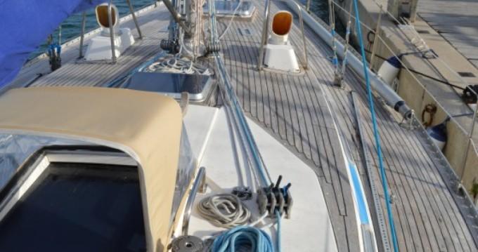 Bavaria Swan 39 entre particuliers et professionnel à Castiglione della Pescaia