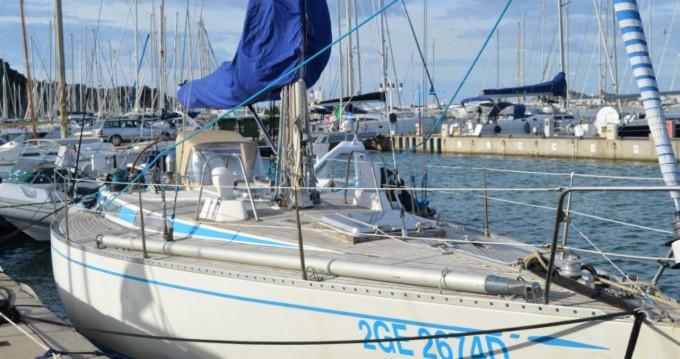 Louez un Bavaria Swan 39 à Castiglione della Pescaia