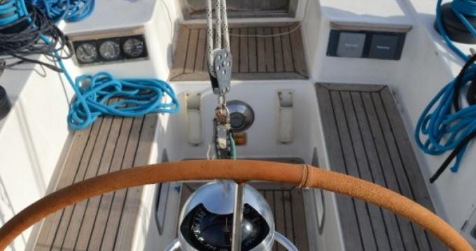 Location bateau Castiglione della Pescaia pas cher Swan 39