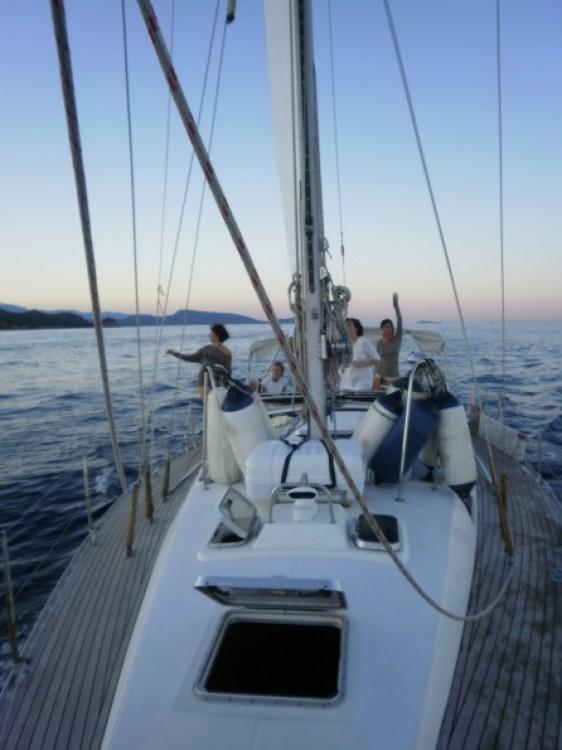 Location bateau Jeanneau Sun Odyssey 42 à Castiglione della Pescaia sur Samboat