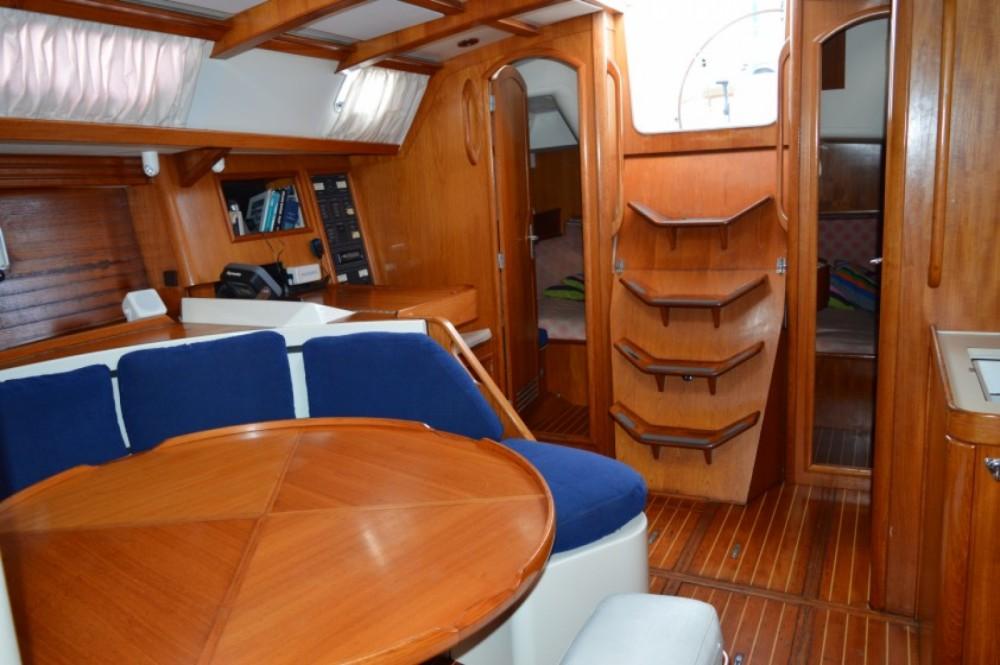 Location bateau Castiglione della Pescaia pas cher Sun Odyssey 42