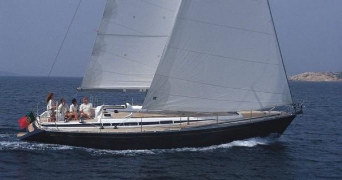 Location bateau Castiglione della Pescaia pas cher Grand Soleil 43