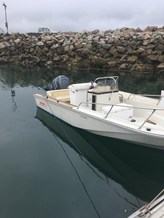 Boston Whaler Outrage 18 entre particuliers et professionnel à Morgat