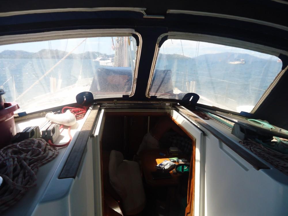 Location bateau Madagascar pas cher Sun Odyssey 45.1