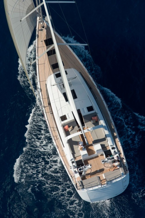 Rental Sailboat in Marseille - Jeanneau Jeanneau 64