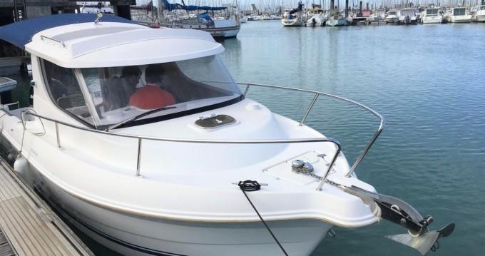 Louer Bateau à moteur avec ou sans skipper Quicksilver à La Rochelle