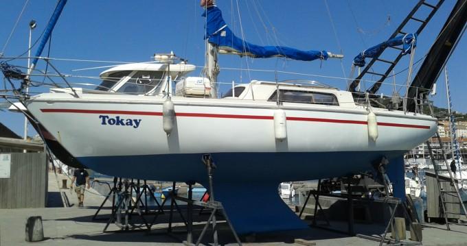 Rental Sailboat in Port Grimaud - Jeanneau Folie Douce