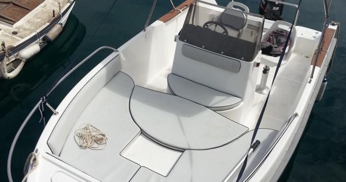 Location yacht à Llafranc - Astec 540 open sur SamBoat