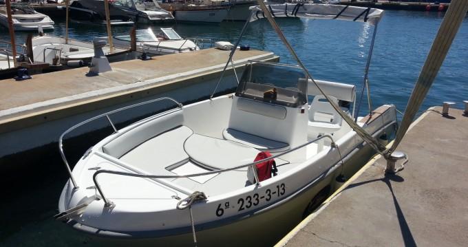 Location bateau Astec 540 open à Llafranc sur Samboat