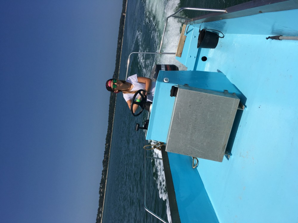 Alquiler de barcos Lège-Cap-Ferret barato de PIRANA