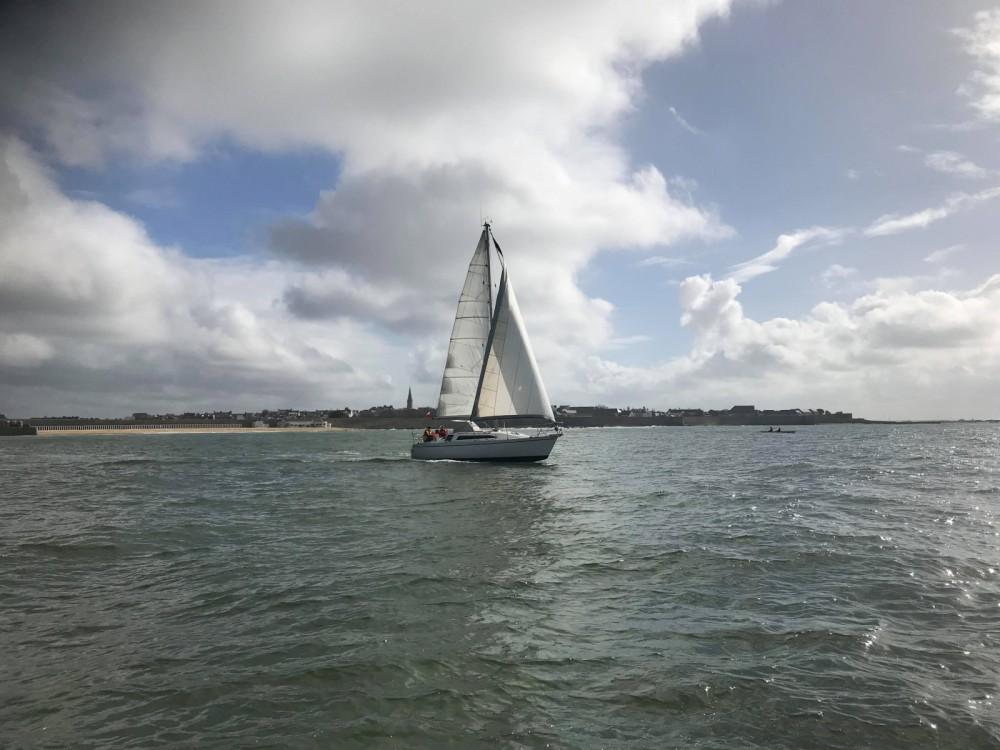 Louer Voilier avec ou sans skipper Gibert Marine à Lorient
