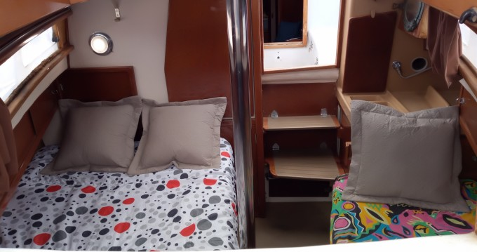Location yacht à La Seyne-sur-Mer - Amel Euros 41 sur SamBoat