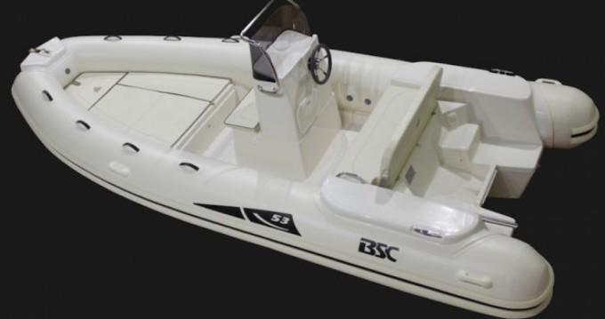 Location bateau Bsc BSC 53 à Porticcio sur Samboat