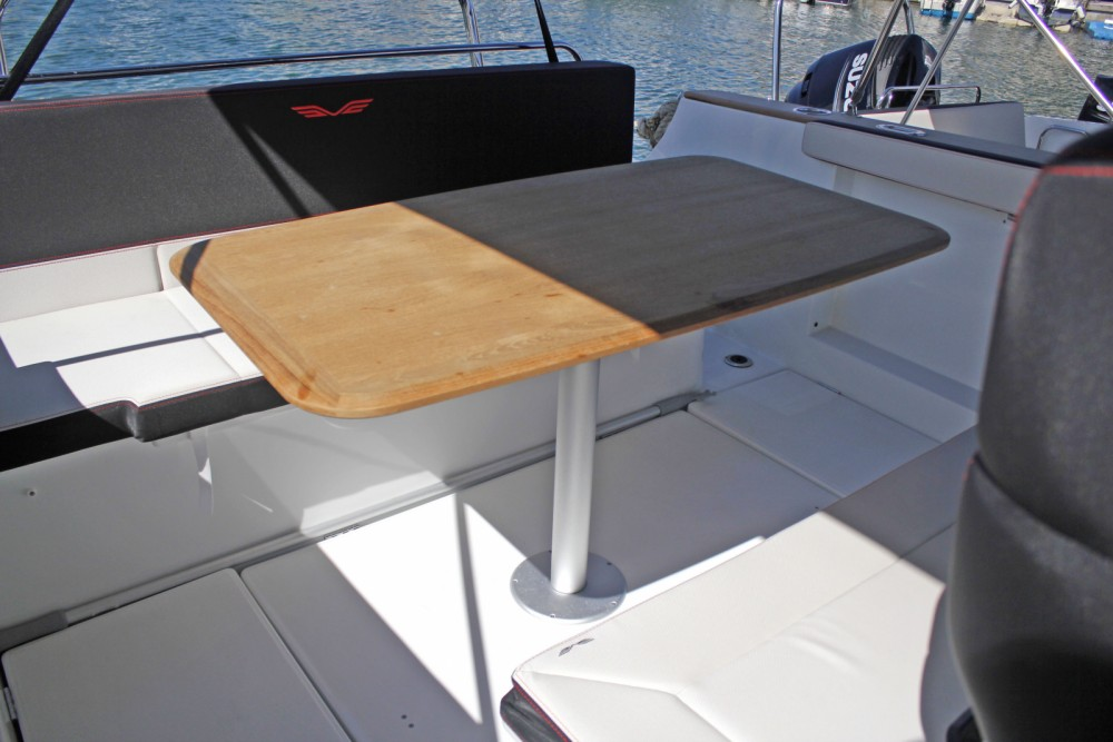 Boat rental Cambrils cheap Flyer 8.8 SPACEdeck