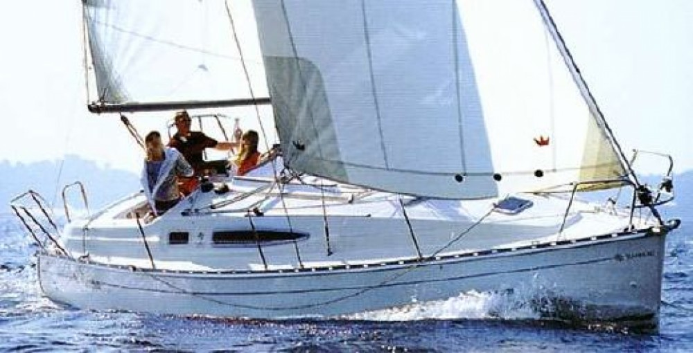 Rental Sailboat in Croatia - Jeanneau Sun Odyssey 29.2