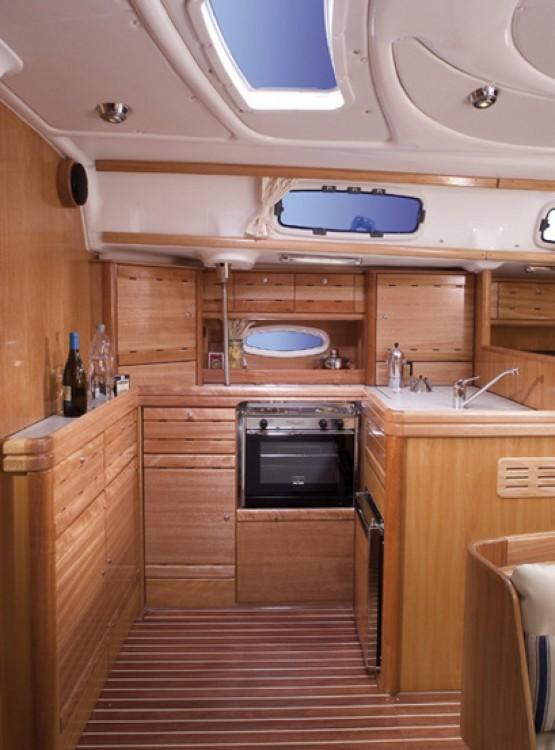 Bavaria Cruiser 50 between personal and professional Lefkada