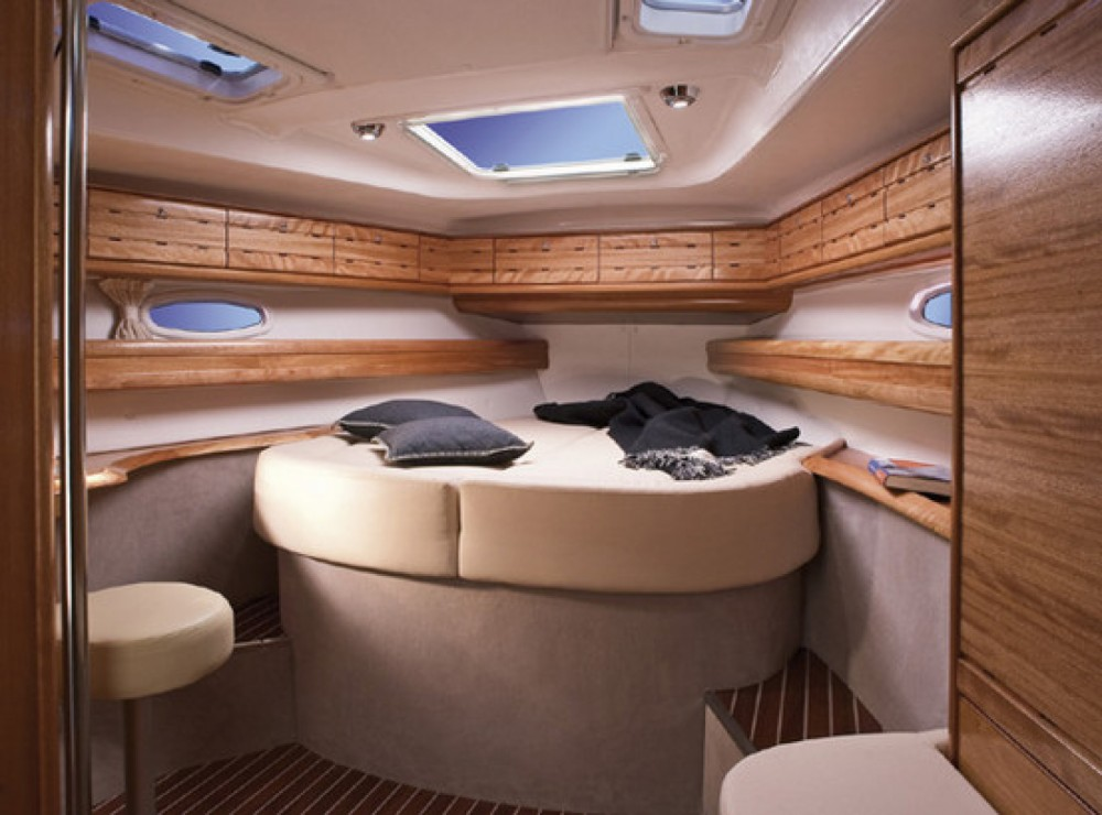 Boat rental Lefkada cheap Cruiser 50