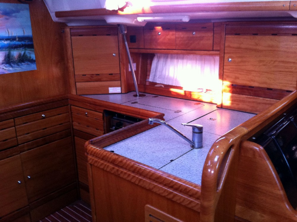 Rent a Bavaria Cruiser 50 Lefkada