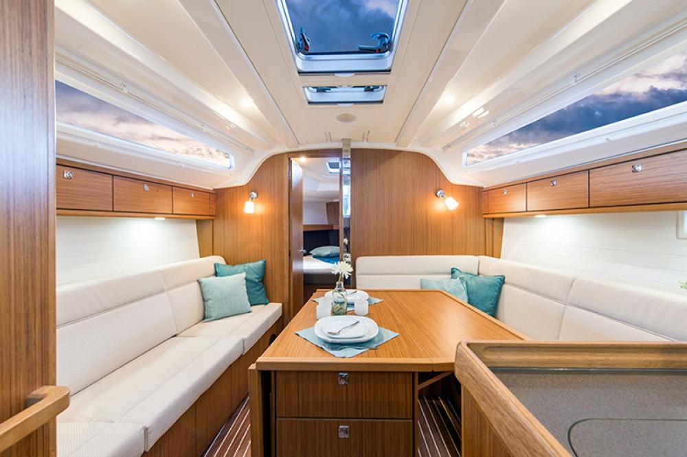 Bavaria Cruiser 37 between personal and professional Attica