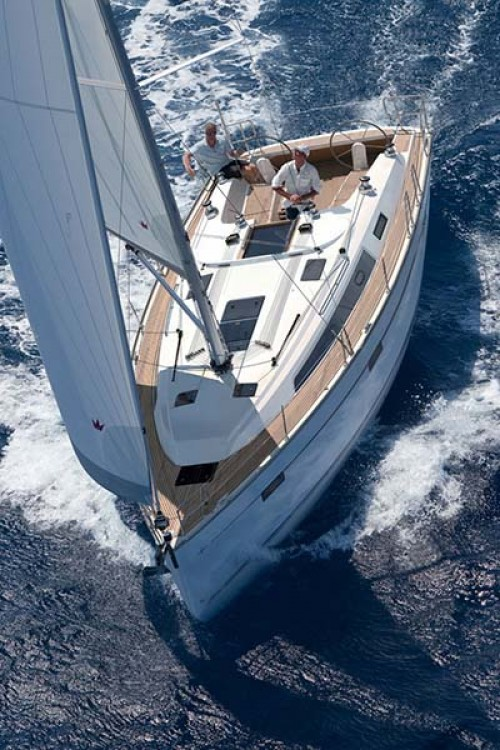 Rental Sailboat in Lefkada - Bavaria Cruiser 41