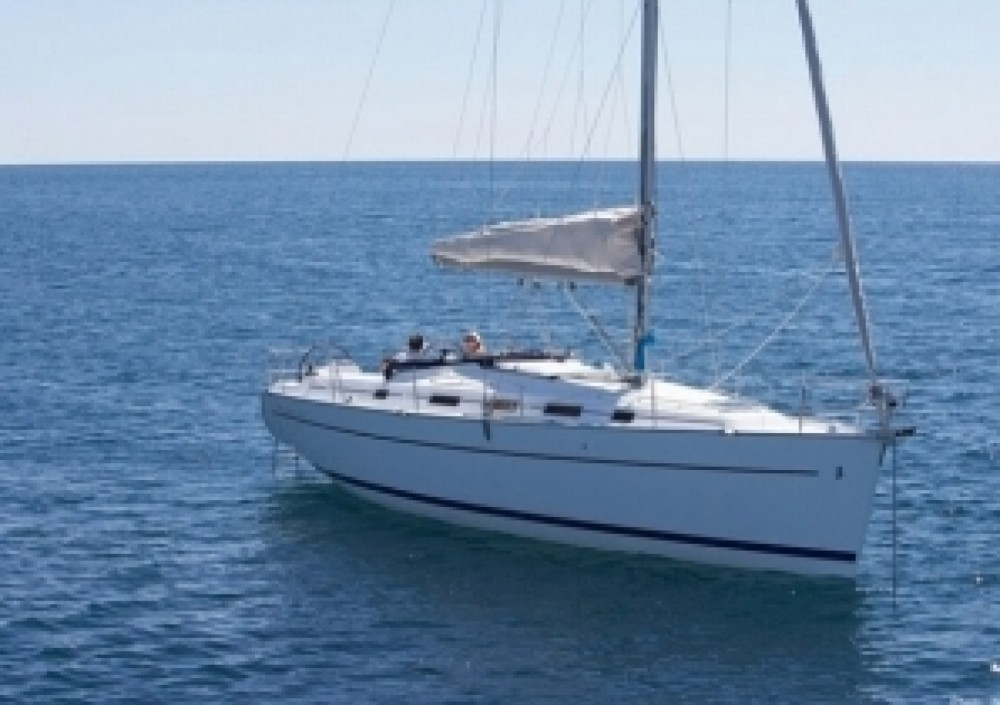 Boat rental Bénéteau Cyclades 39 in Attica on Samboat