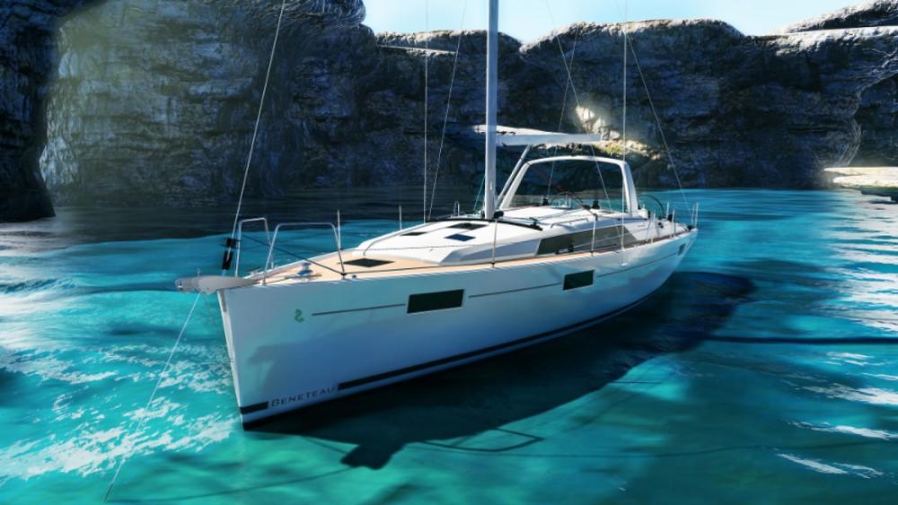 Boat rental Bénéteau Oceanis 41.1 in  on Samboat