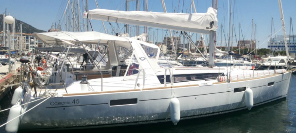 Hire Sailboat with or without skipper Bénéteau Attica