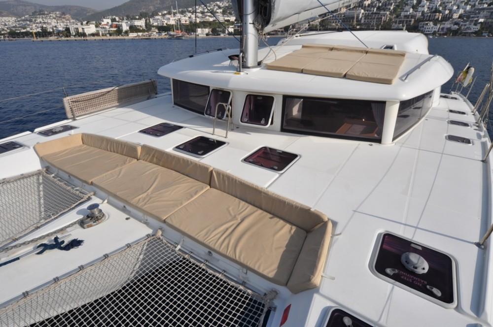 Noleggio barche Provincia di Muğla economico Lagoon 421