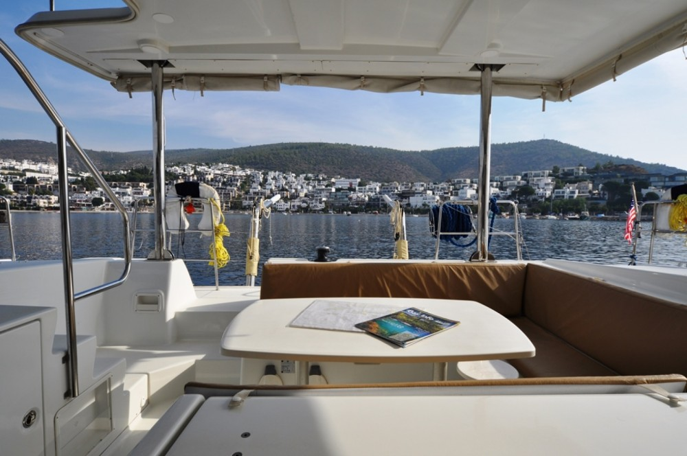 Noleggio Catamararno con o senza skipper Lagoon Provincia di Muğla