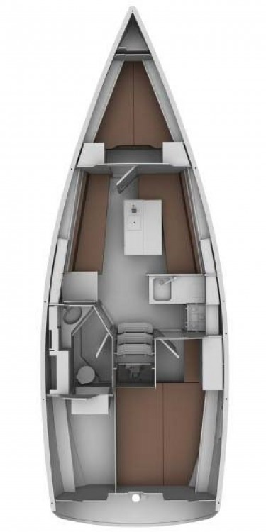 Bavaria Cruiser 33 entre particuliers et professionnel à Hålludden