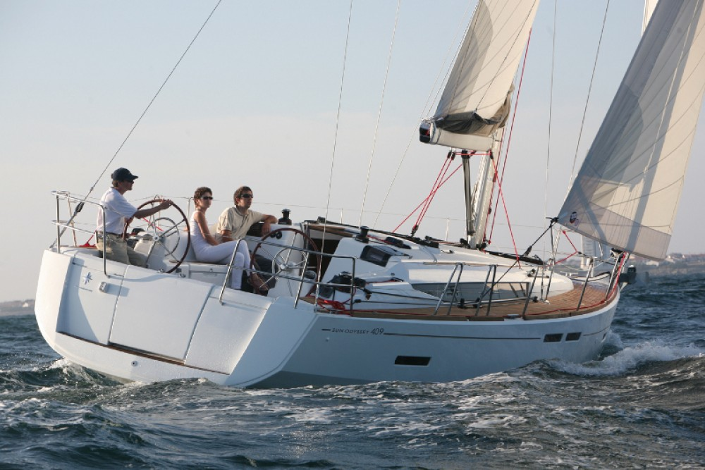 Boat rental Jeanneau Sun Odyssey 409 in Palma on Samboat