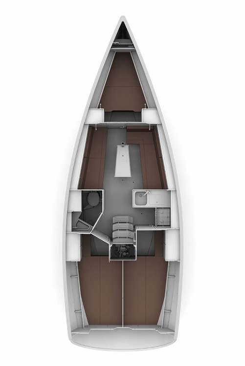 Rental yacht Follonica - Bavaria Cruiser 34 on SamBoat
