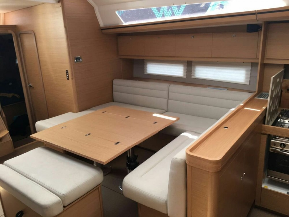 Boat rental Palermo cheap Dufour 560 Grand Large