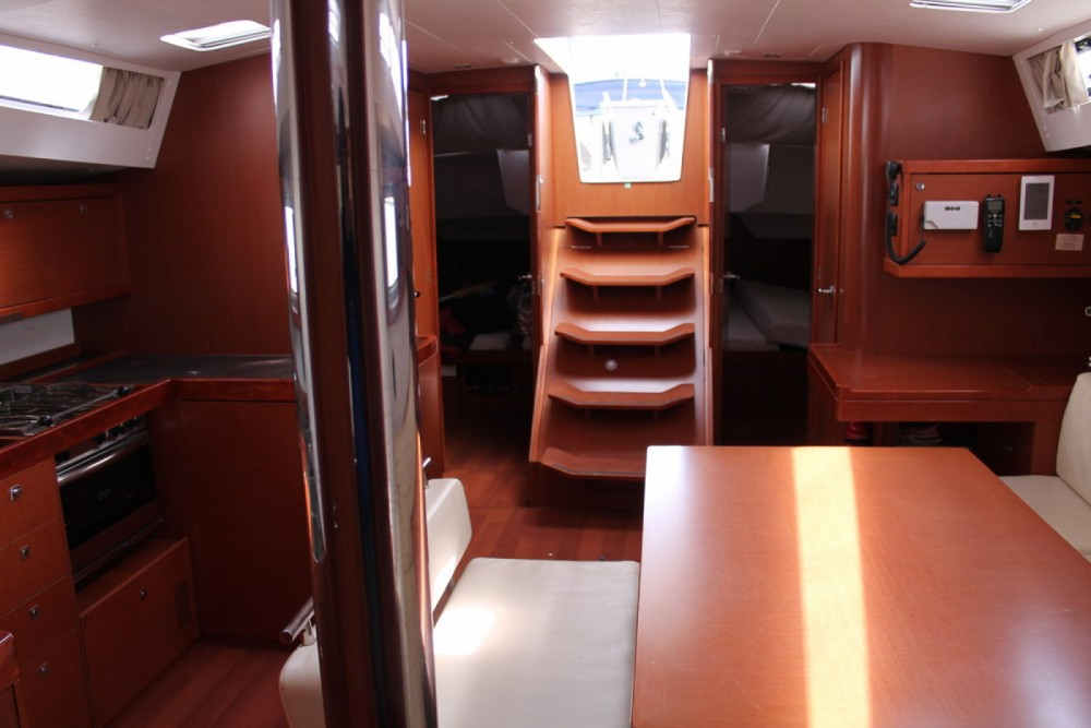 Rental yacht Marsala - Bénéteau Oceanis 48 on SamBoat