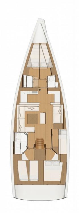 Rental yacht Kalkara - Dufour Dufour 520 Grand Large on SamBoat