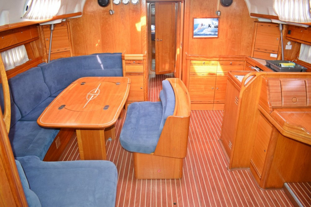 Bavaria Cruiser 50 between personal and professional Croatia