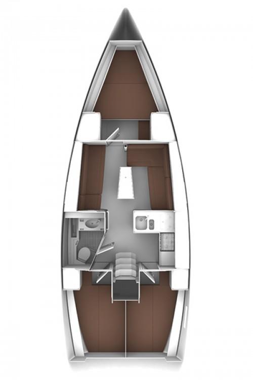 Boat rental Bavaria Cruiser 37 in Croatia on Samboat