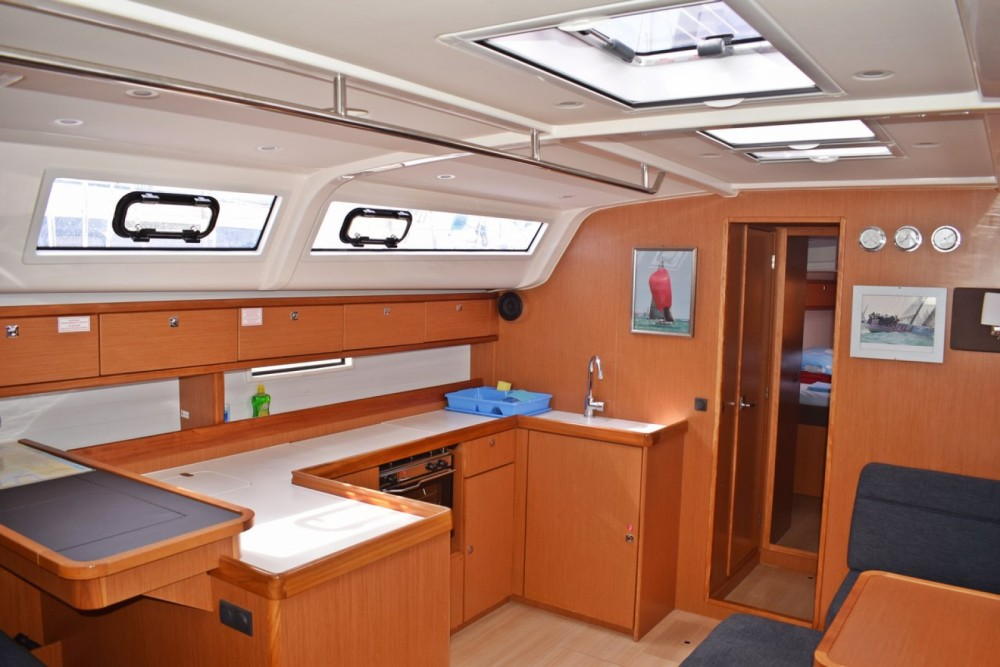 Bavaria Cruiser 51 between personal and professional Croatia