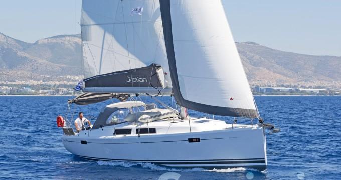 Louer Voilier avec ou sans skipper Hanse à Grèce-Centrale