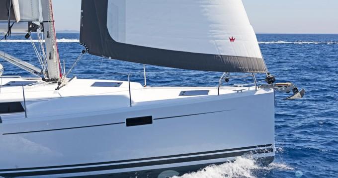Location yacht à Grèce-Centrale - Hanse Hanse 385 sur SamBoat