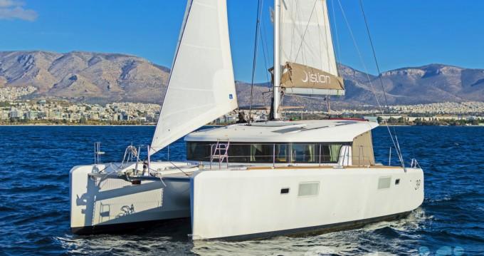 Location yacht à Kos - Lagoon Lagoon 39 sur SamBoat