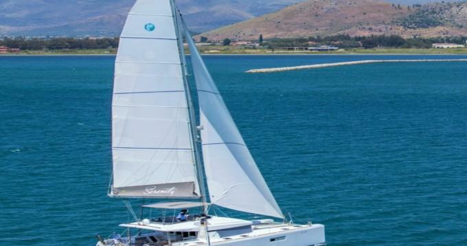 Location yacht à Grèce-Centrale - Lagoon Lagoon 52 sur SamBoat