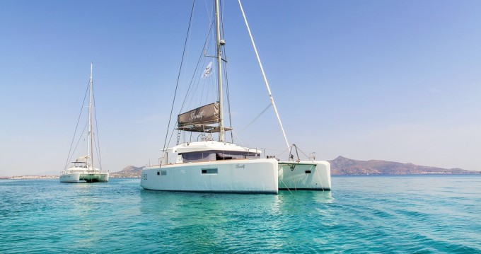 Noleggio yacht Central Greece - Lagoon Lagoon 52 su SamBoat
